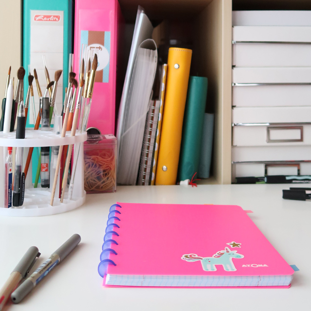 Hoe ik mijn bullet journal gebruik voor mijn bijberoep