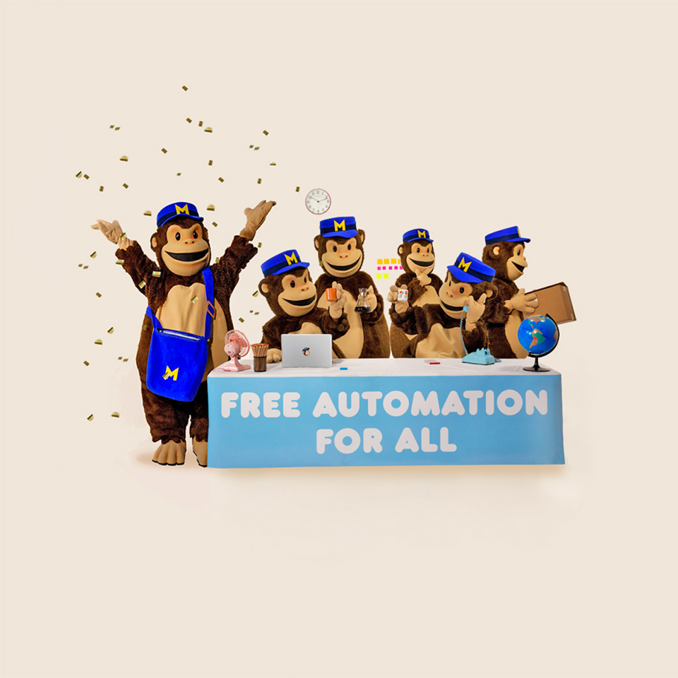 Hoe je de MailChimp Automation aapjes voor jou kan laten werken